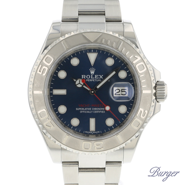 Rolex - Yachtmaster 40  Blue Dial