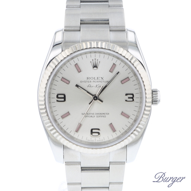 Rolex - Air-King Fluted