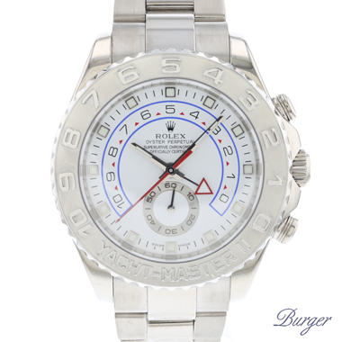Rolex - YachtMaster II White Gold