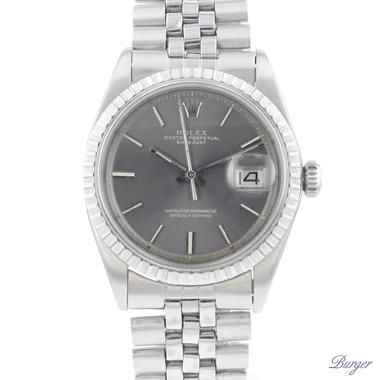 Rolex - Datejust 36 Grey