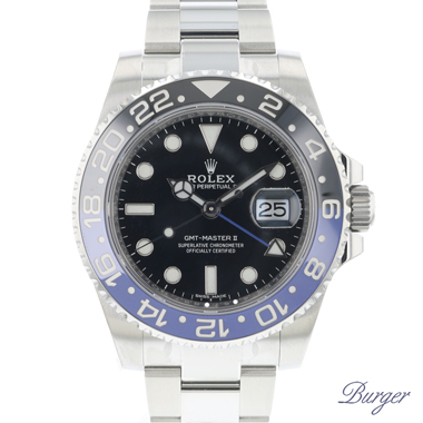 Rolex - GMT-Master II BLNR Brand New in Stickers!