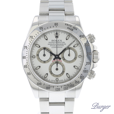Rolex - Daytona Steel Cream Dial