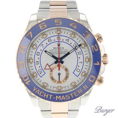 Rolex - Yachtmaster II Rose Gold/Steel