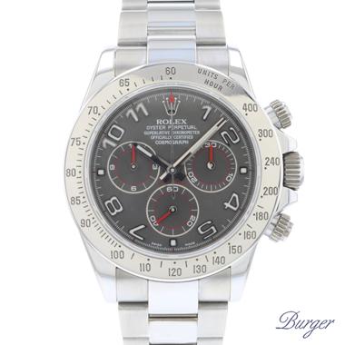 Rolex - Daytona Steel Gray Racing Dial