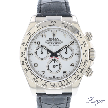Rolex - Daytona 116519 White Gold