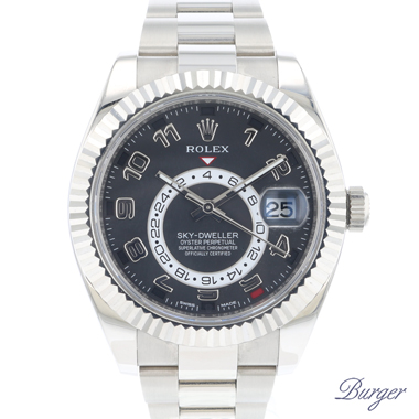 Rolex - Sky-Dweller White Gold
