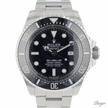 Rolex - Sea-Dweller Deepsea 126660 NEW!