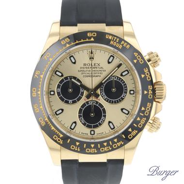 Rolex - Daytona Yellow Gold