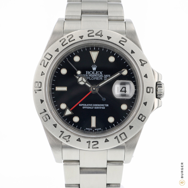 Rolex - Explorer II Black