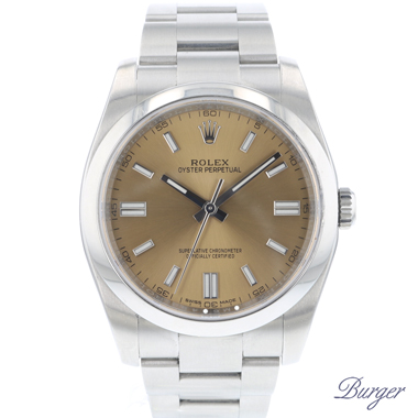 Rolex - Oyster Perpetual 36 White Grape