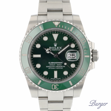 Rolex - Submariner Date  116610 LV