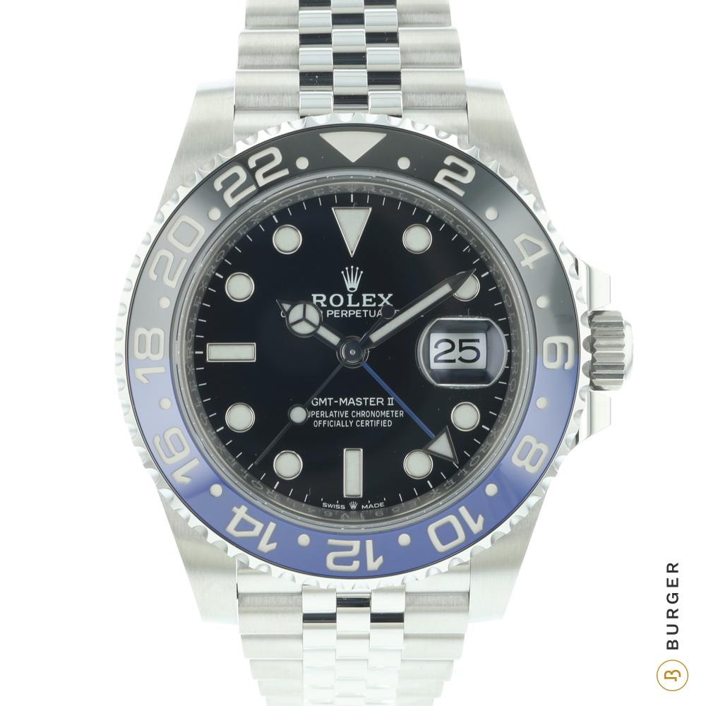 Rolex - GMT-Master II 126710 BLNR NEW!