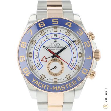 Rolex - Yachtmaster II Rose Gold / Steel