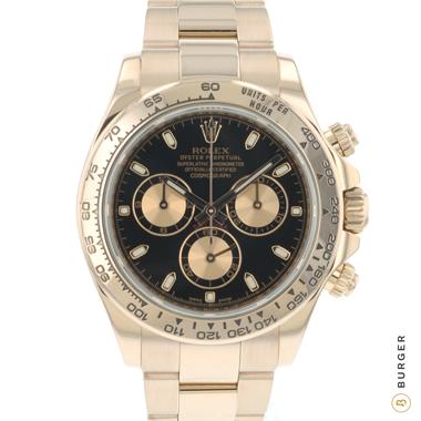 Rolex - Daytona Everose Gold