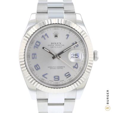 Rolex - Datejust 41 Fluted 126334