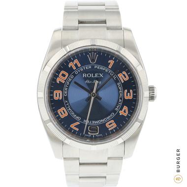 Rolex - Air King Blue Dial