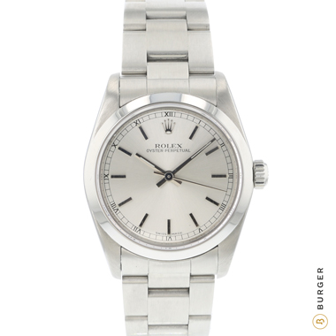 Rolex - Oyster Perpetual 31 MM Silver Dial