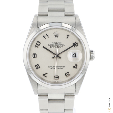 Rolex - Datejust 36 Logo Dial