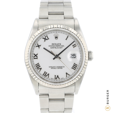Rolex - Datejust 36 Fluted