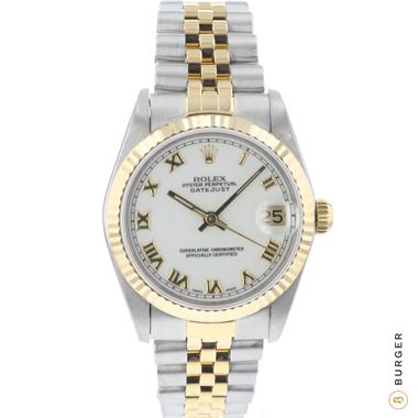 Rolex - Datejust 31 Midsize Gold/Steel Jubilee