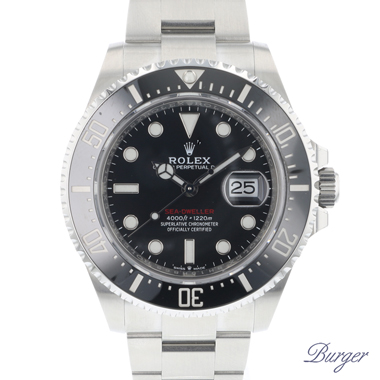 Rolex - Sea-Dweller Red 50th Anniversary