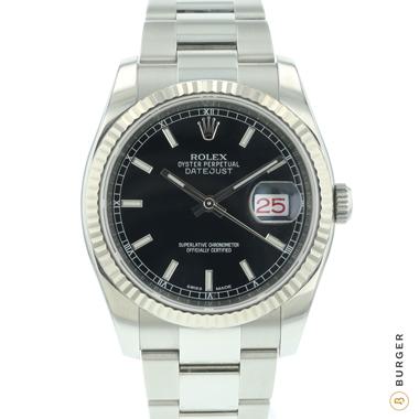 Rolex - Datejust 36 Fluted