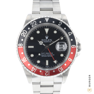 Rolex - Gmt-Master 16700 Coke Swiss Only Dial