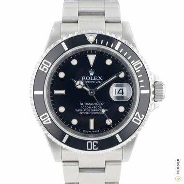 Rolex - Submariner Date 16610