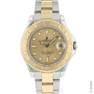 Rolex - Yachtmaster Midsize Steel/Gold