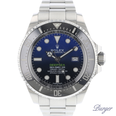 Rolex - Sea-Dweller Deepsea D-Blue James Cameron Edition