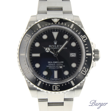 Rolex - Sea-Dweller 116600 4000