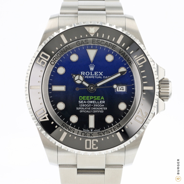 Rolex - Sea-Dweller Deepsea D-Blue James Cameron 126660