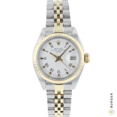 Rolex - Oyster Perpetual Lady Date 26 Gold/Steel Jubilee