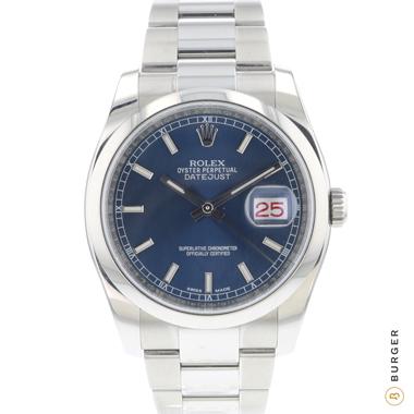 Rolex - Datejust 36 Blue Dial