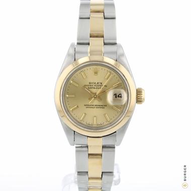 Rolex - Datejust 26 Gold/Steel