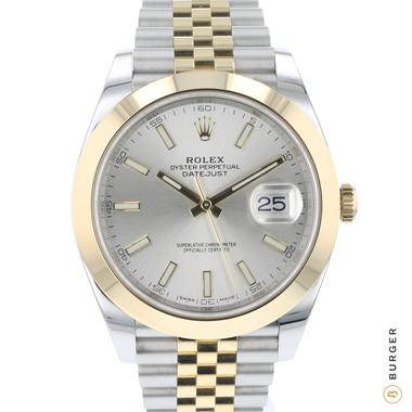 Rolex - Datejust 41 Gold/Steel Jubilee