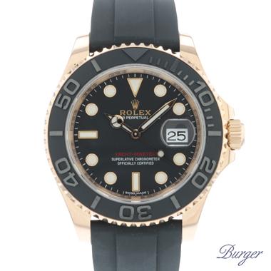 Rolex - Yachtmaster 40 Everose Gold/Ceramic
