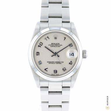 Rolex - Datejust 31 Midsize Logo Dial