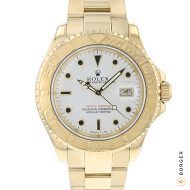 Rolex - Yachtmaster 40mm Yellow Gold