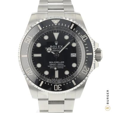 Rolex - Sea-Dweller Deepsea 126660 NEW!