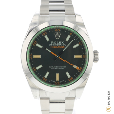 Rolex - Milgauss GV NEW In Stickers