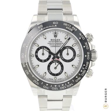 Rolex - Daytona White Ceramic 116500LN BRAND NEW