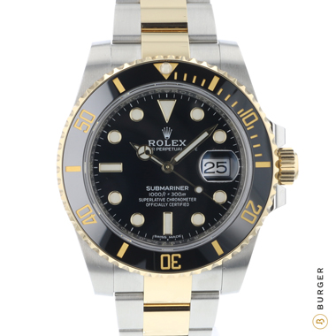 Rolex - Submariner Date Gold/Steel NEW!