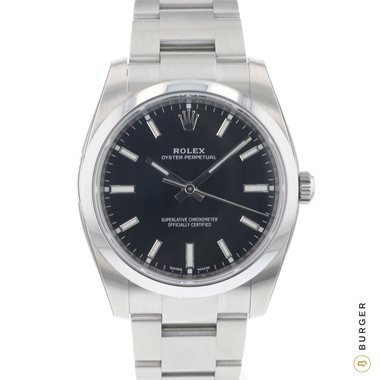 Rolex - Oyster Perpetual 34 NEW IN STICKERS!
