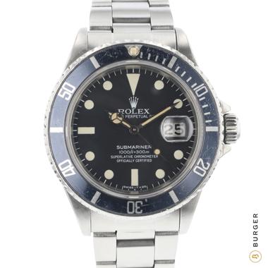 Rolex - Submariner Date  16800
