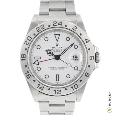 Rolex - Explorer II Swiss only Dial