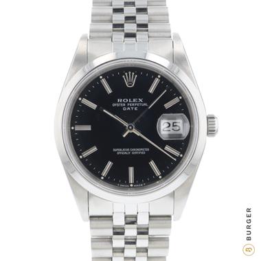 Rolex - Oyster Perpetual Date 34 Jubilee