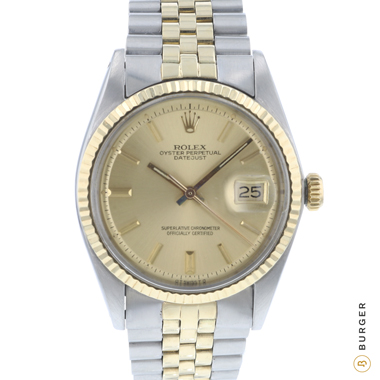 Rolex - Datejust 36 Jubilee Steel / Gold