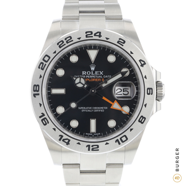 Rolex - Explorer II NEW!!