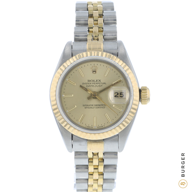 Rolex - Datejust 26 Gold/Steel Jubilee Fluted